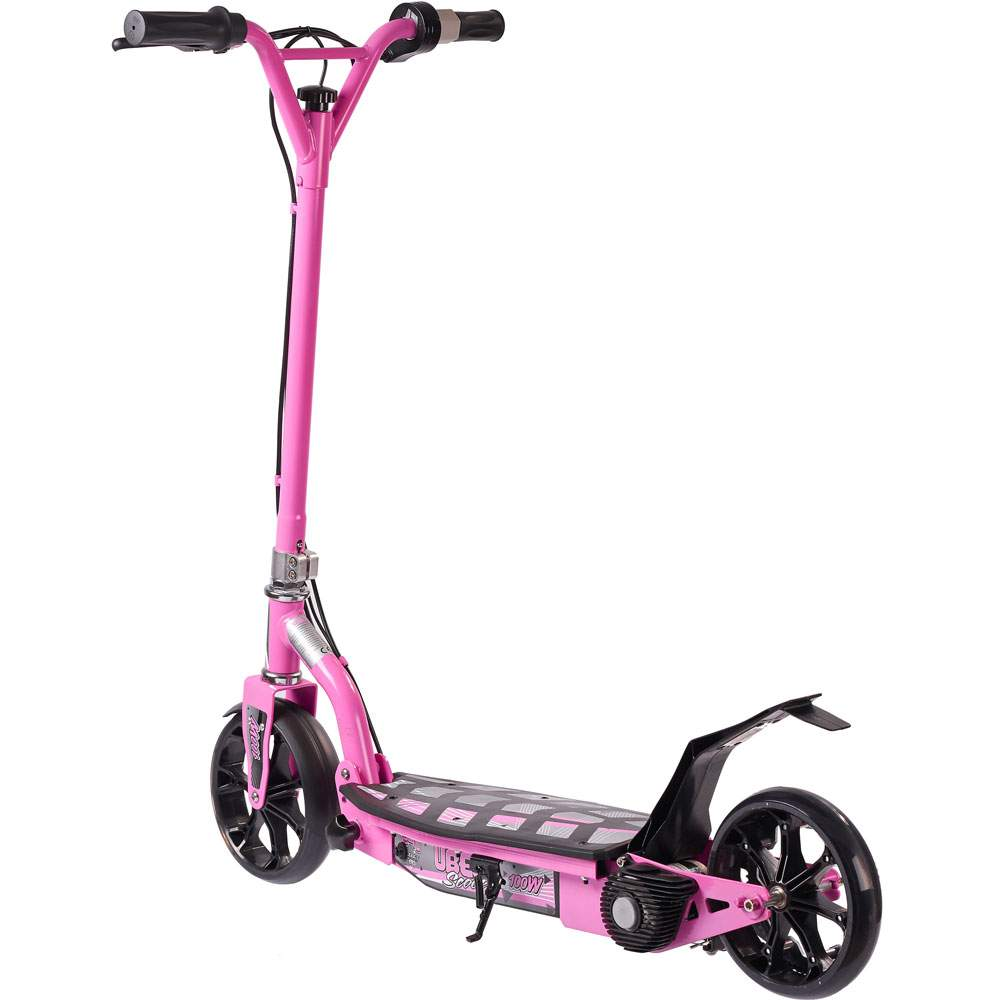 scooter billy electric scooters uberscoot evo 100 pink 3