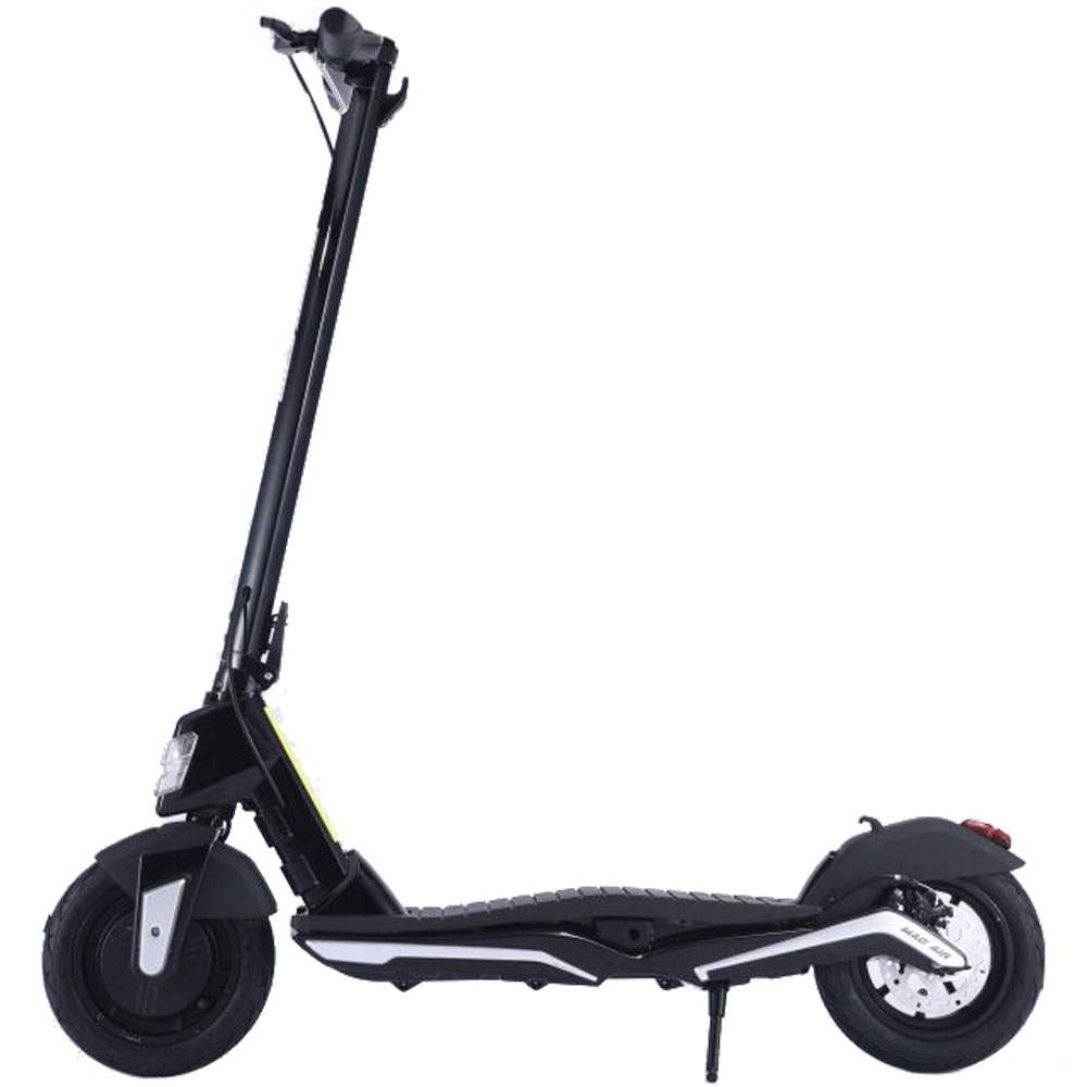scooter billy electric scooters mototec mad air 36v 350 watt gray
