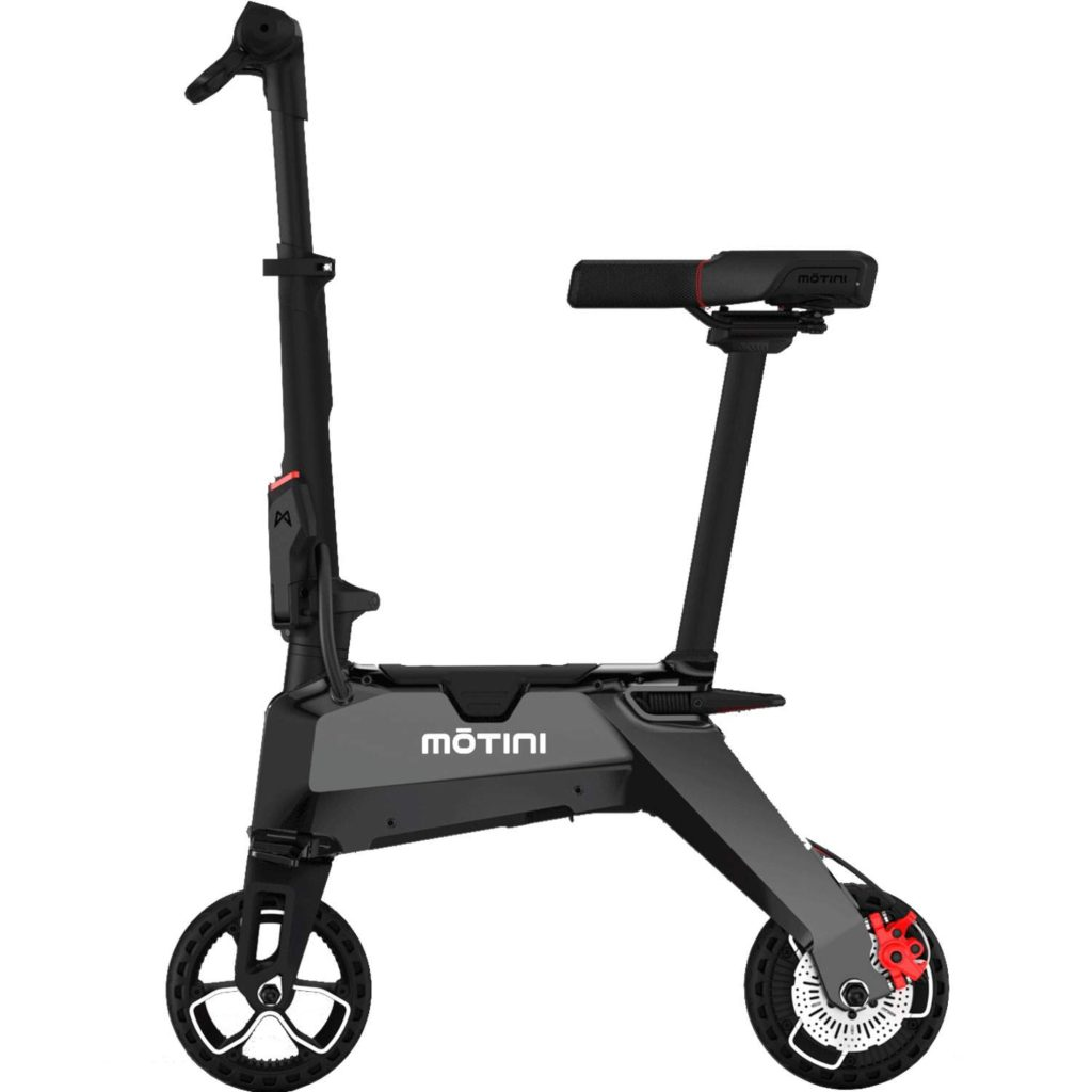 scooter billy electric scooter black e-bike