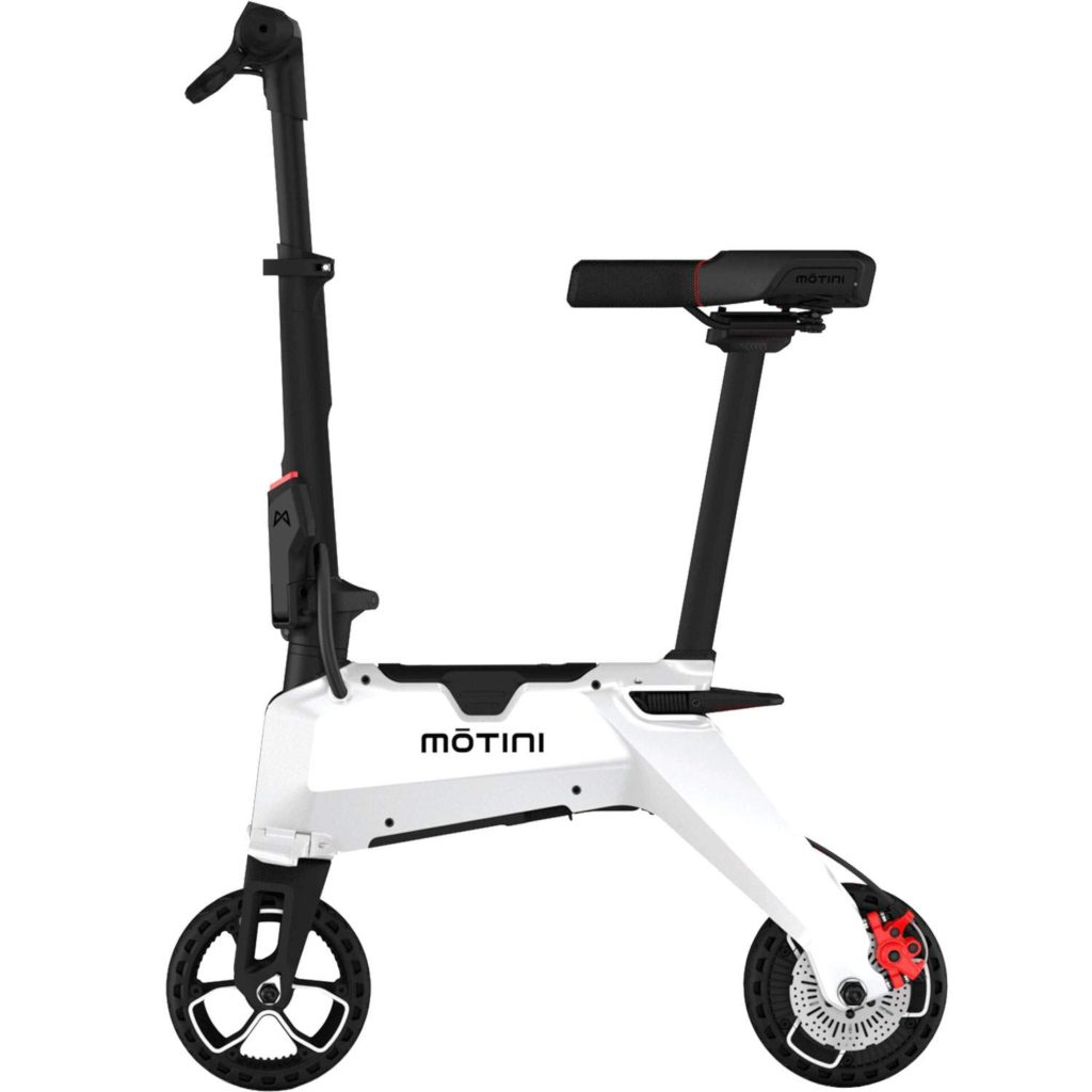 scooter billy electric scooter white e-bike