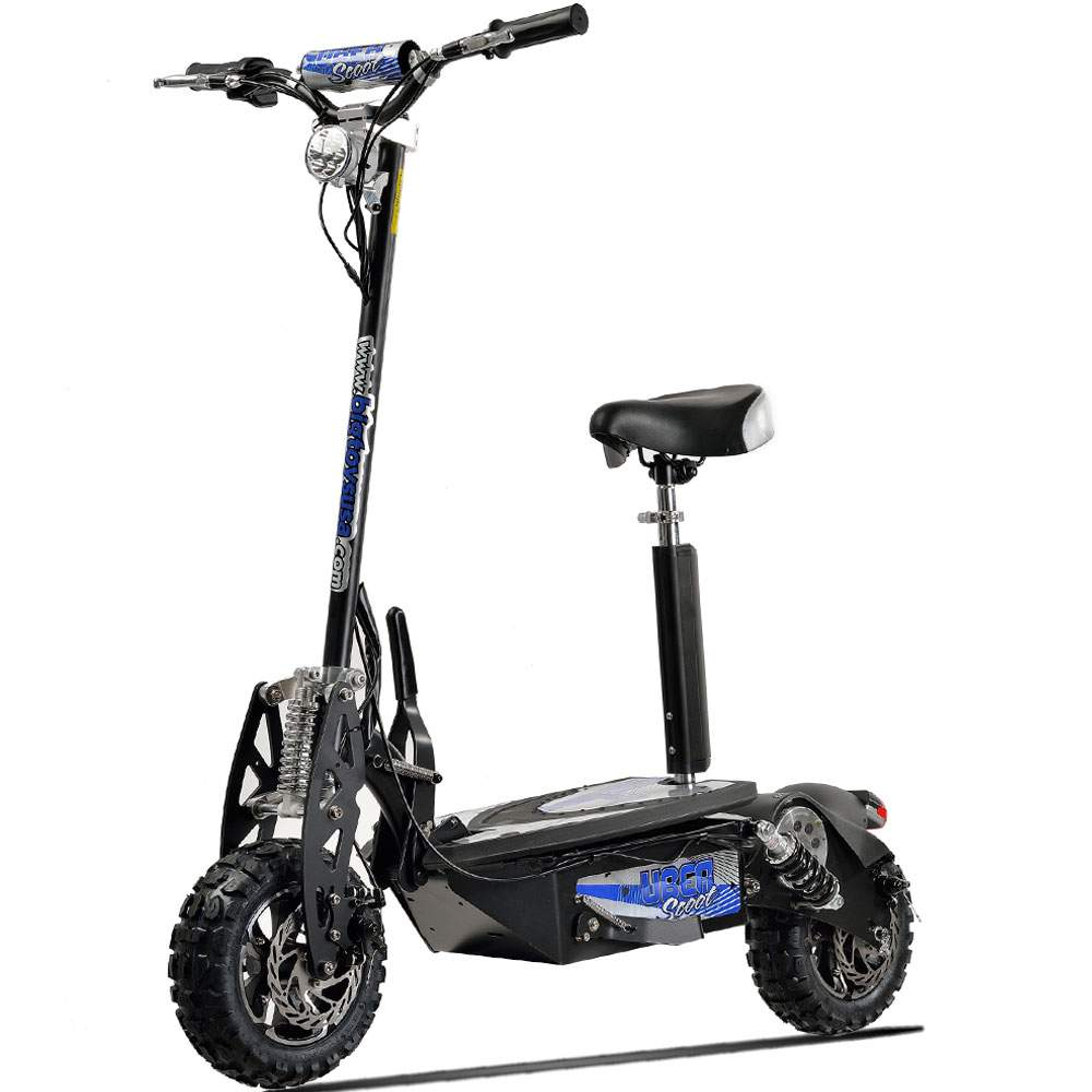 scooter billy electric scooters black uberscoot evo 1600 image 1