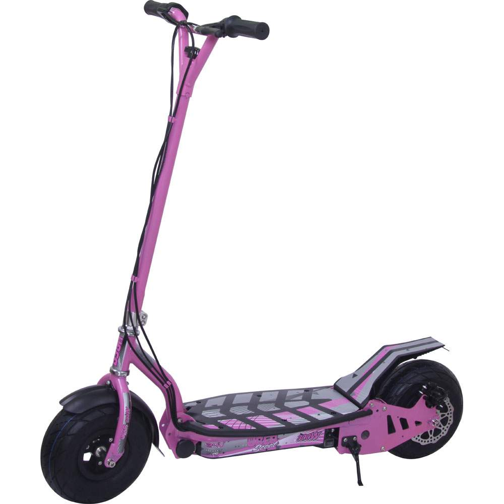 scooter billy electric scooters pinkuberscoot evo 300 image 1