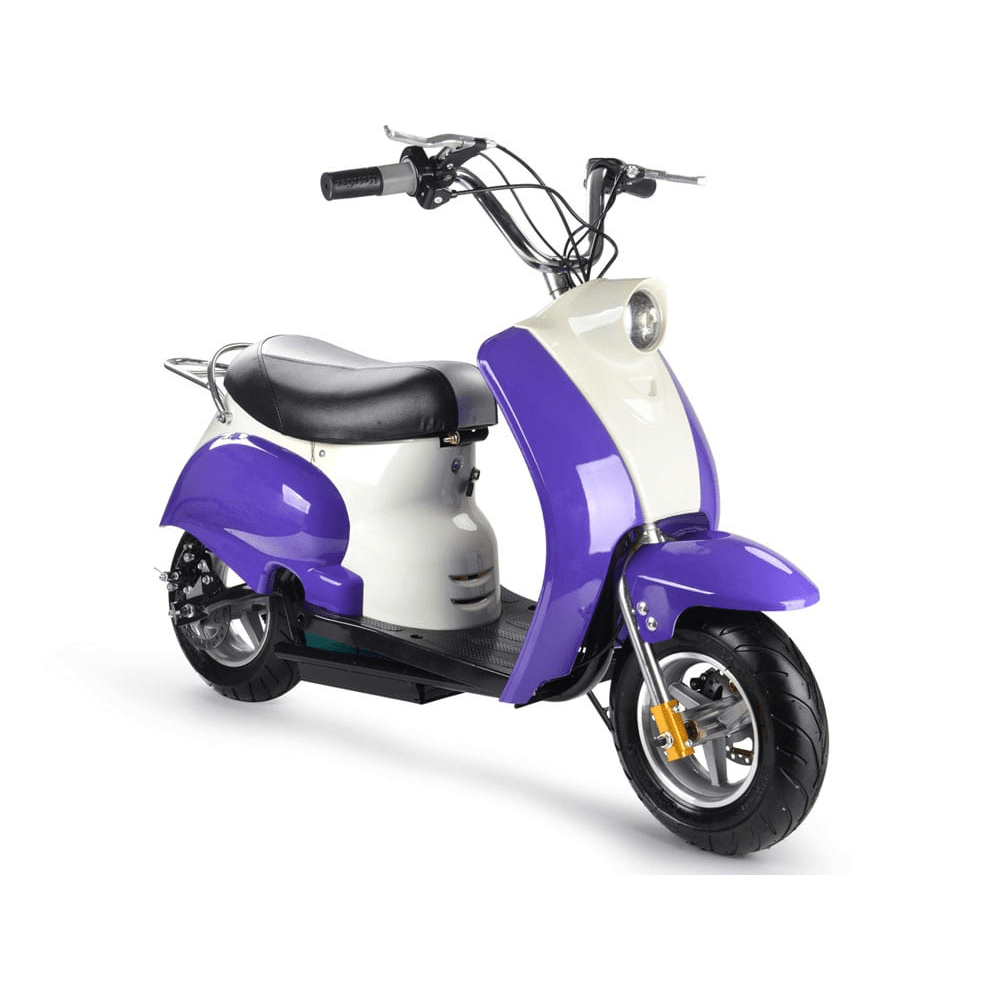 scooter billy electric scooters mototec electric moped 350w image 1